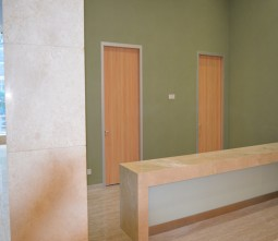 Composite Wooden Office Door