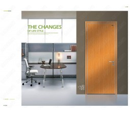 Modern Design Office Swing Door