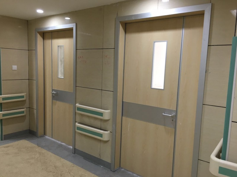 China Contemporary Hospital Door Design