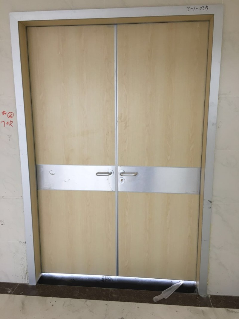Hospital Double Doors Specifications
