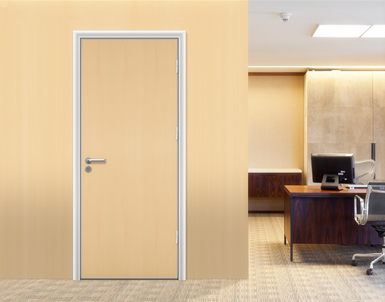 Door office glass swing doors for Interior door construction
