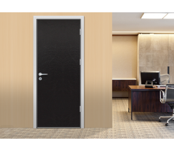 Customized Interior Office Door New Design Single Swing
