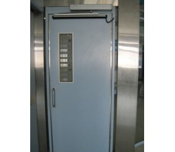 Hermetic Door For Hospital