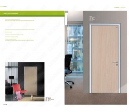 Modern Wooden Office Door