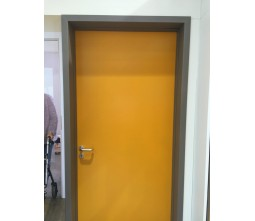 Modern In Patient Room Door