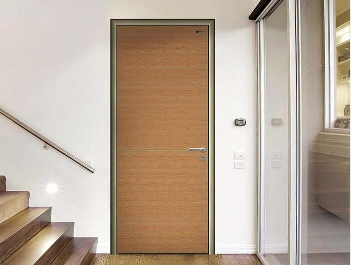 wood bedroom door designs