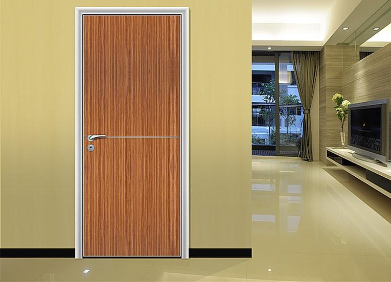 Modern MDF Bedroom Door Designs