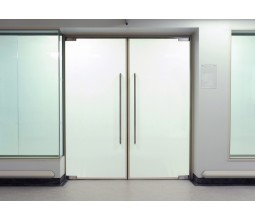 Hospital Smart Glass Room Door