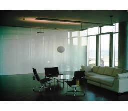 Partition Wall With Smart Glass