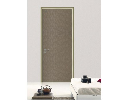 standard solid core bedroom door