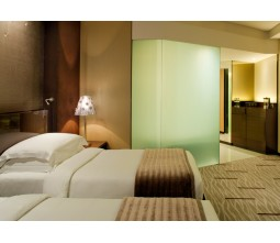 Smart Glass Film for High Class Hotel