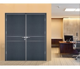 Office Entry Swing Door