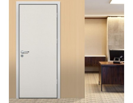 modern flush bedroom door