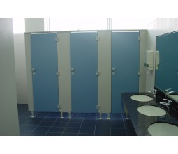High Pressure Laminate Toilet Partition