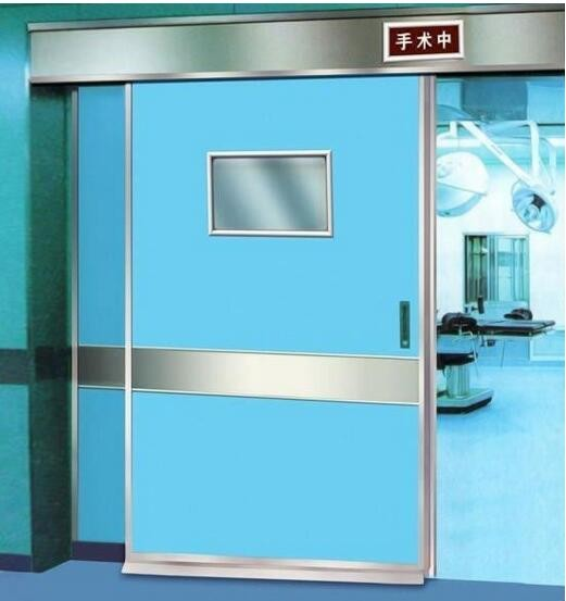 Automatic Hygienic Sliding Hermetic Door