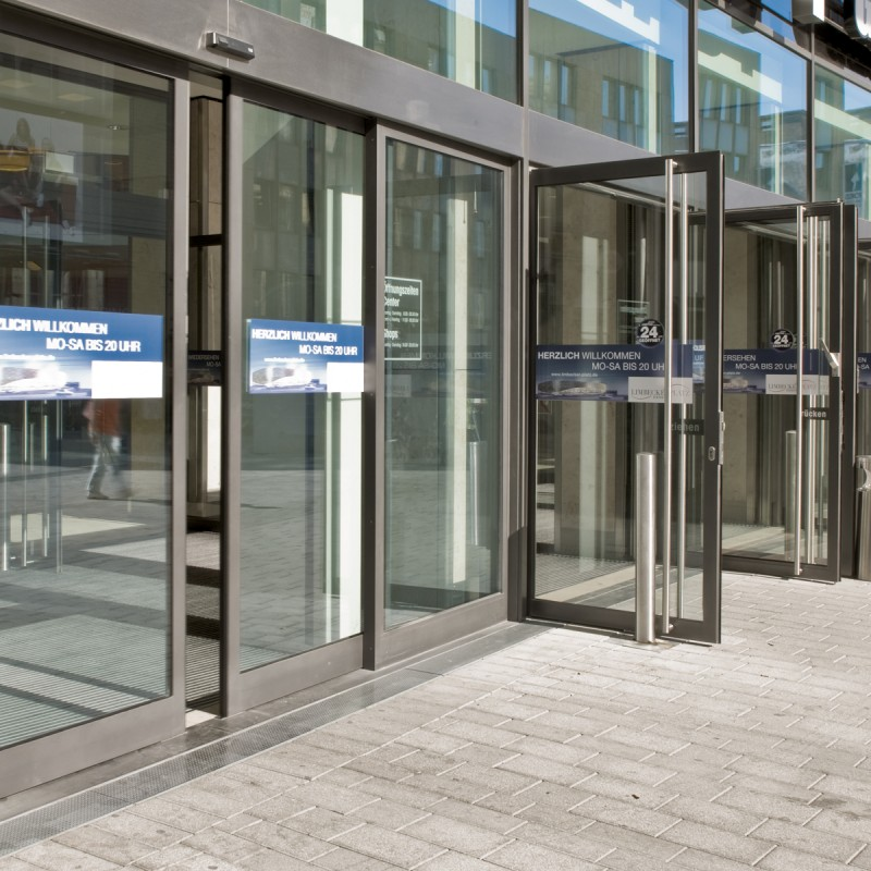 Dorma Design Exterior Entry Sliding Door