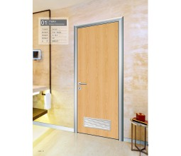 Elegant Design Modern Simple Office Door