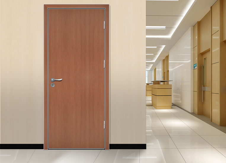 Modern wood door designs mdf wood bedroom door for Flush doors designs