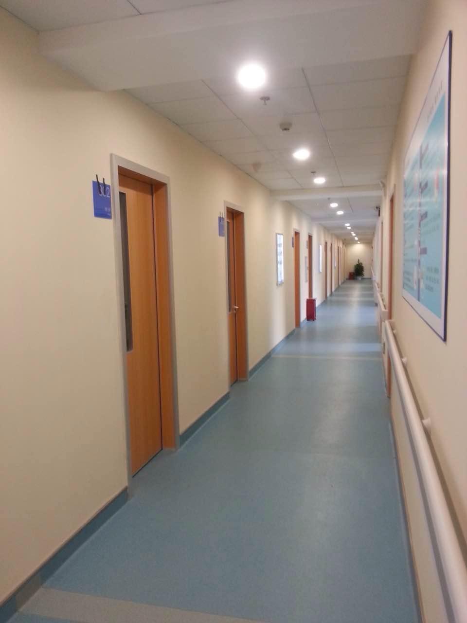 Swing Type Vip Hospital Room Doors