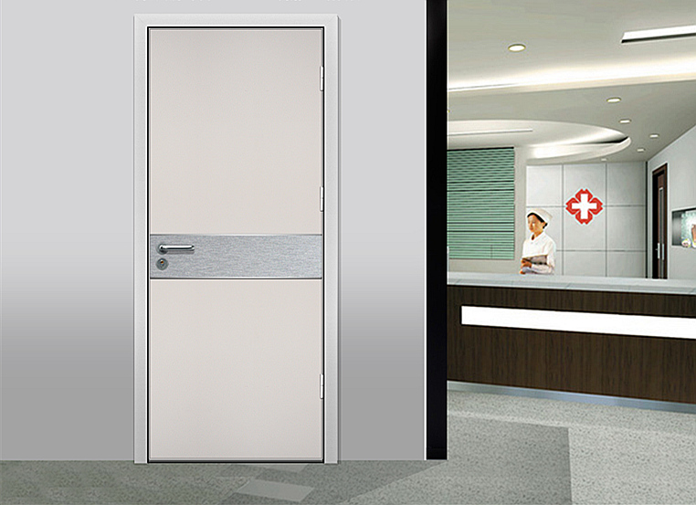 SAMEKOM is specialized in makin aluminum frame patient room door for 7  years here in China ,and nowdays have become the biggest aluminum frame  wooden doors ...