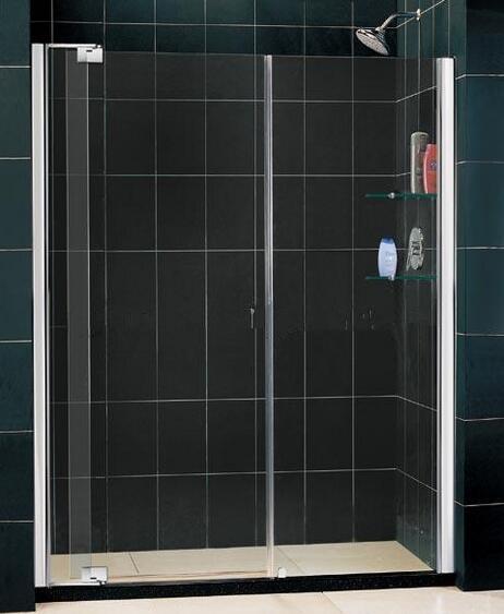 Adjustable Pivot Shower Door