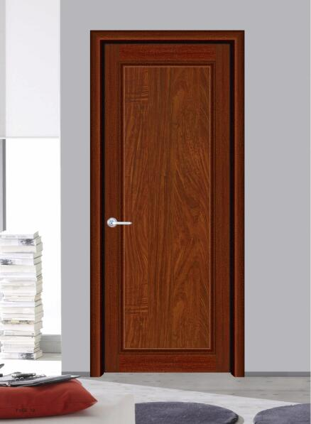 . modern simple bedroom door designs