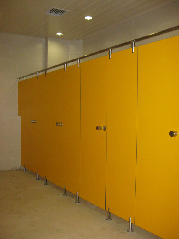 Public Toilet Partition