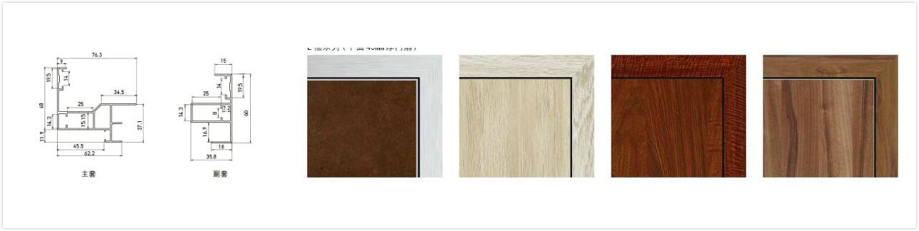 laminate wood door frame  sc 1 st  SAMEKOM & Laminate flush wood door for bedroom