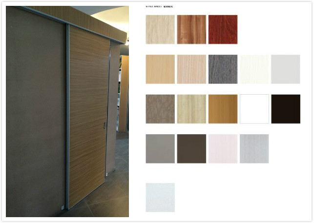 bedroom sliding door
